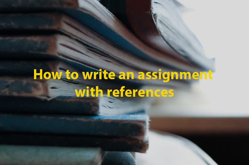 Write my assignment cheap
